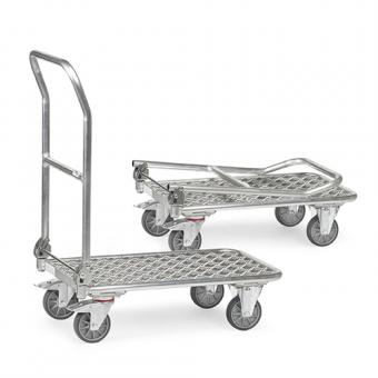 fetra Klappwagen aus Aluminium